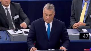 Viktor Orban and Nigel Farage on EU's Abuse of Power