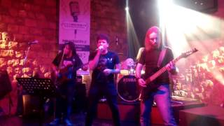 Jam Night @Crow Club - Lock up the Wolves (Dio cover)