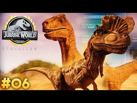 WHO Is Sabotaging Jurassic World?! | Jurassic World: Evolution (Story Part 6)
