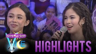 """GGV: Maymay and Kisses share some of their """"tampuhan"""" moments"""