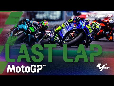 白熱のラストラップバトル MotoGP 2021 第3戦ポルトガルGP ラスト1周をまとめた動画