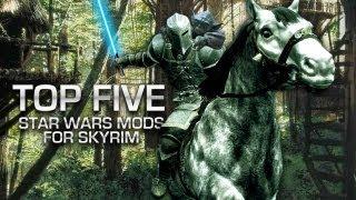 Top 5 Star Wars Mods for Skyrim