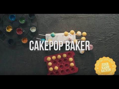 CakePop Baker