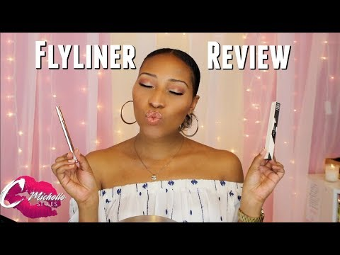 Fenty Beauty l Cuz I'm Black Eyeliner Review