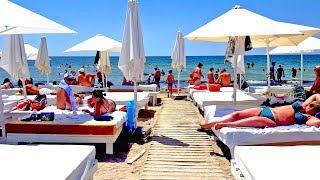КОБЛЕВО 2018 ШОК на море и ЖЕСТЬ на пляже !!!