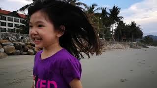 preview picture of video 'Borneo Beach Villas'