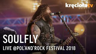 SOULFLY – Festival Pol'and'Rock 2018