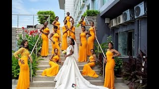 African Bridesmaid Dresses, 2019, Volume 3 #Super Cute Styles