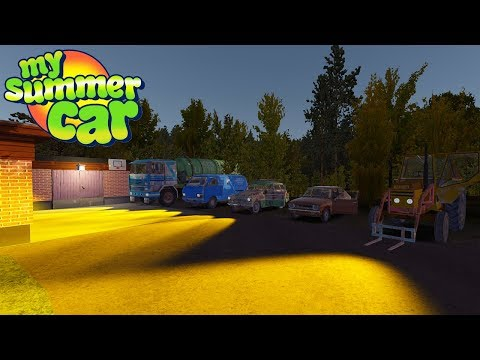 Download My Summer Car Mods Video 3GP Mp4 FLV HD Mp3 Download