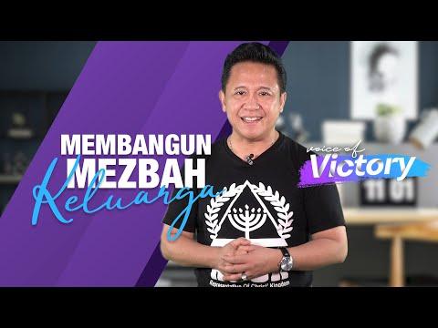 Voice of Victory - Membangun Mezbah Keluarga - Ps. Ronny Daud Simeon