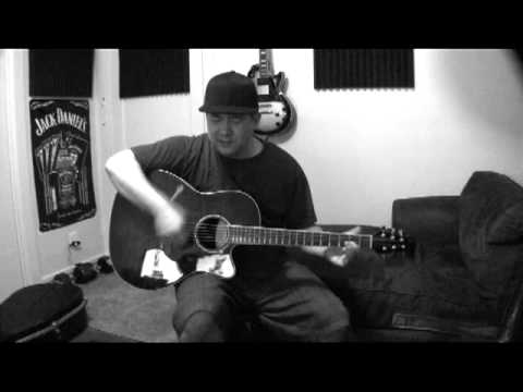 "Deftones ""Be Quiet and Drive (Far Away)"" Acoustic cover by Ninja Joe"