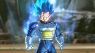 Dragon Ball Xenoverse 2 Super Saiyan Blue Evolved DLC t