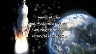 Dove Cameron & Sofia Carson - Space Between with LYRICS