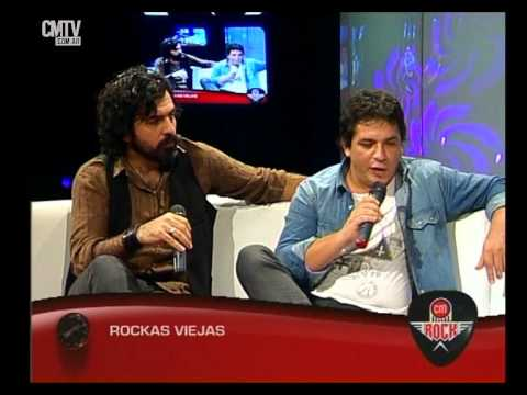 Rockas Viejas video Entrevista CM Rock - Junio 2015