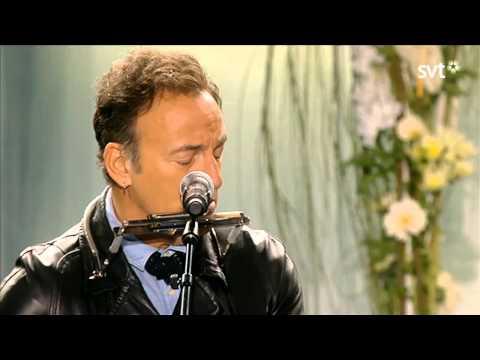 Il Boss canta per le vittime di Utoya