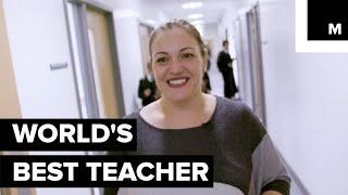 Here's Why This Woman Was Named World's Best Teacher