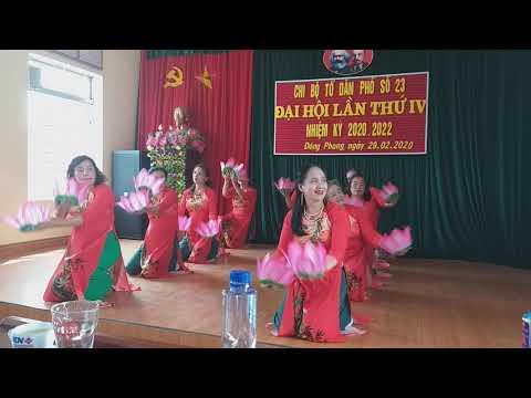 Bác Hồ và tình yêu bao la - tổ 23 phường Đông Phong Tp Lai Châu
