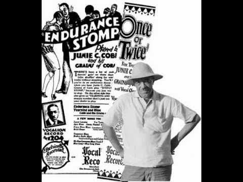 Junie C. Cobb and his Grains Of Corn - Once Or Twice online metal music video by JUNIE C COBB