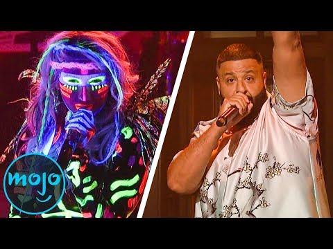 Top 10 Worst SNL Musical Performances