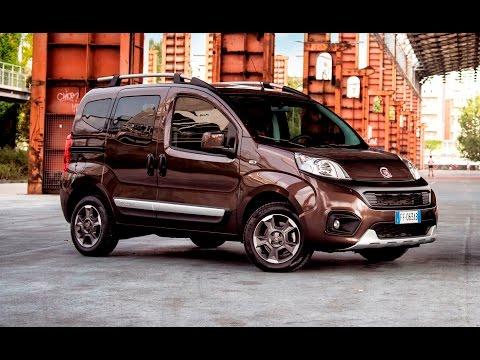 Fiat  Qubo Минивен класса M - рекламное видео 4