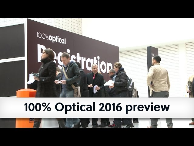 Optometry Today Show Preview