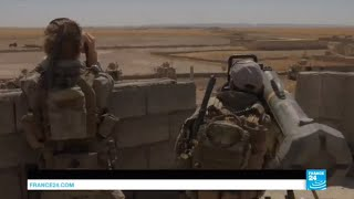 Iraq: US-backed forces launch multipronged assault on IS-held Tal Afar
