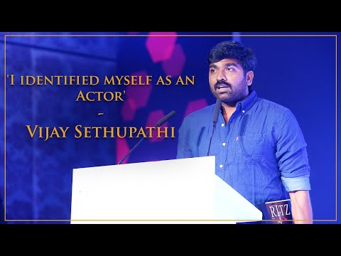 Vijay Sethupathi - Audi RITZ Style Awards 2016