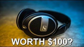 Sennheiser HD559 - REVIEW $100 budget killers??