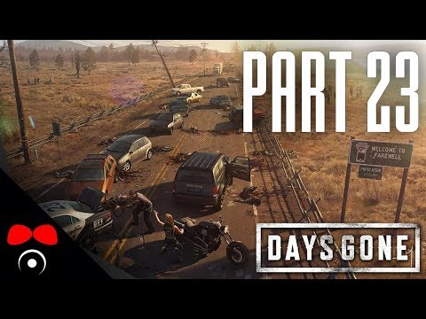 CESTA NA JIH! | Days Gone #23