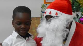 Le Père Noël en Grande Section !