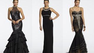 Top 100 Long Black Dresses, Long Evening Dresses For Women