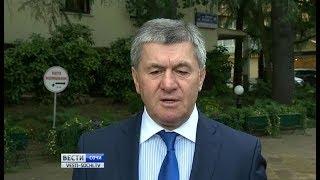 Первый замглавы Сочи Мугдин Чермит задержан оперативниками ФСБ и заключен под стражу