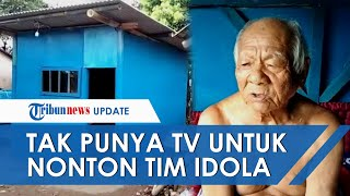 Jadi Fans Berat Persib Bandung, Abah Sarji Hanya Dengar Pertandingan dari Orang karena Tak Punya TV