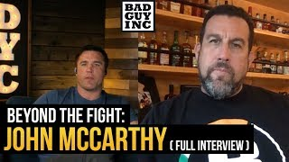 Are fights too long? Big John weighs in...