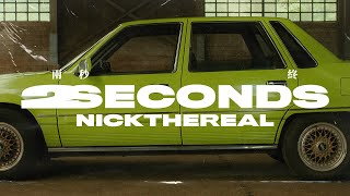 周湯豪 NICKTHEREAL《兩秒終 2 Seconds》Official Music Video