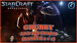 Grubby   Starcraft Remastered - 1v1 Ranked The Swarm! (Zerg) - Fighting Spirit