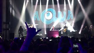 Aquain Montreal Intro /Back To Mars/ Around the world