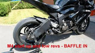 zx6r exhaust m4 - Free video search site - Findclip