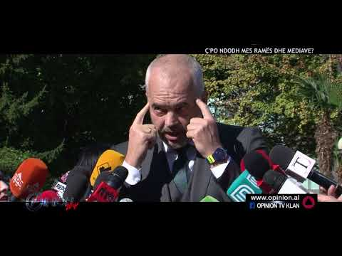 Opinion - C'po ndodh mes Rames dhe mediave? (02 nentor 2017)