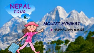 6 Days Nepal Tour Guide with Budget in 2020