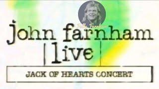 John Farnham - Jack of Hearts - Live in Concert