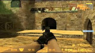 Counter-Strike 1.6 Battlefield 3 Mod [C-F3]