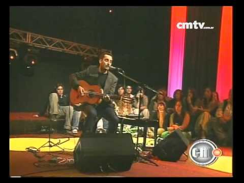 Jorge Drexler video Eco - CM Vivo 2007
