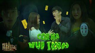 Con Ma Vui Tính   Phần 1 - Không Sợ Ma   MA DAI   Phim Ma Hài Hước Gãy Media
