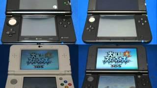 ニンテンドー3DSシリーズゲーム起動速度比較