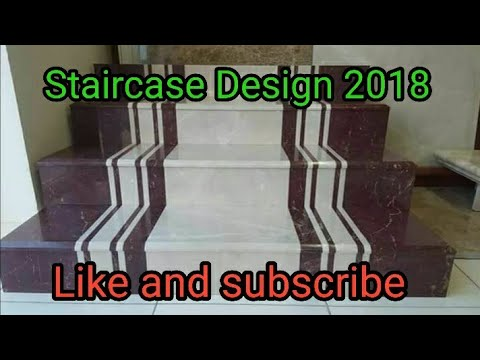 Italian marble flooring floor bouder and staircase design 2018