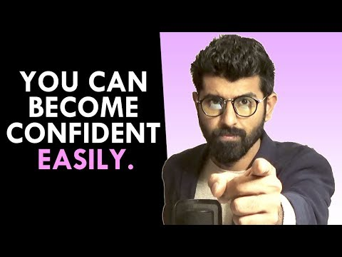 How to be Confident Enough to Talk to Anyone!