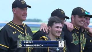 Preble baseball finishes 26-0 in regular season