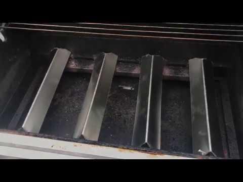 Flammenverteiler für Gasgrill für 16€ selber bauen