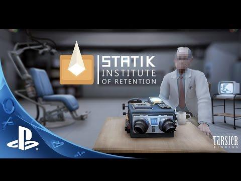 Statik - Reveal Trailer | PS4 thumbnail